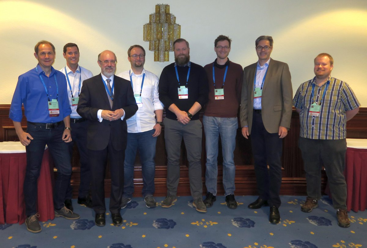 Österreichische Delegation am WGM
